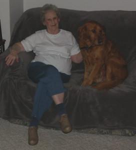 Mom & Duke 2 Cropped